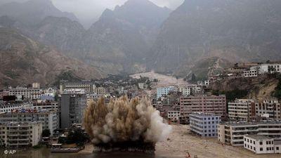 بالصور اهم الكوارث الطبيعية عام 2010