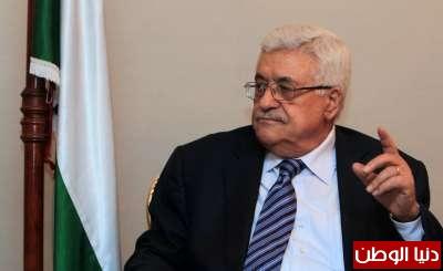 الرئيس ابو مازن في حوار شامل مع صحيفة الوطن القطرية نشر