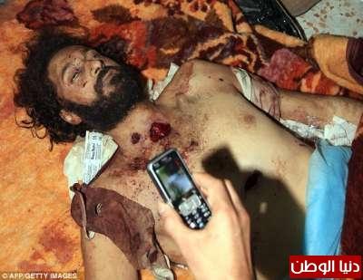 بالصور صحيفة ديلي البريطانية: أطلقَ النار القذافي 3909773553.jpg