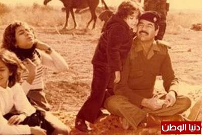تُنشر لأول صدّام حسين نادرة 3909775557.jpg