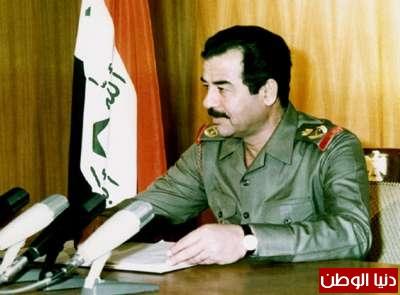 تُنشر لأول صدّام حسين نادرة 3909775570.jpg