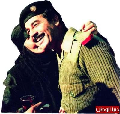تُنشر لأول صدّام حسين نادرة 3909775576.jpg