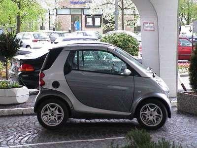 أصغر سيارات العالم