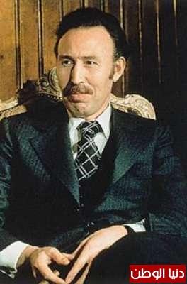 الرئيس الجزائري الراحل هواري بومدين 3909777479