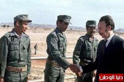 الرئيس الجزائري الراحل هواري بومدين 3909777482