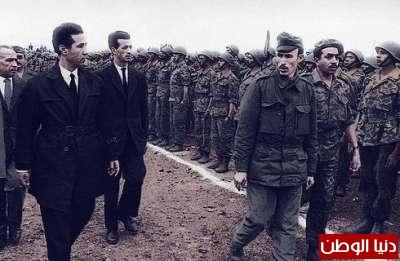 الرئيس الجزائري الراحل هواري بومدين 3909777485