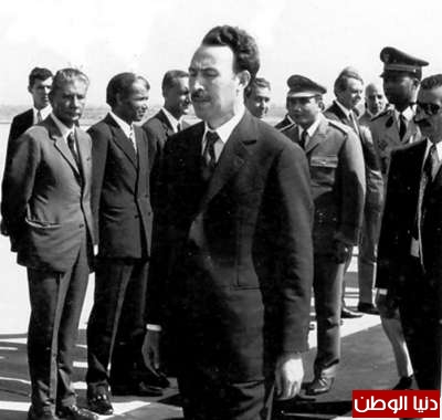 الرئيس الجزائري الراحل هواري بومدين 3909777502