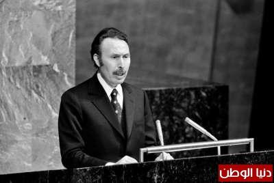 الرئيس الجزائري الراحل هواري بومدين 3909777504