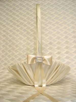 سلة العروس باهمية باقة الورود