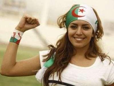 bnat dzayer بنات جزائريات