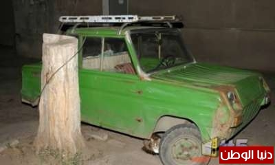 وسائل غريبة لحماية السيارات السرقة