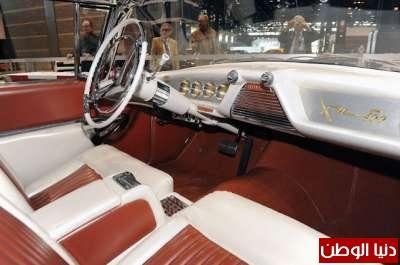 سيارة قديمة مليون دولار
