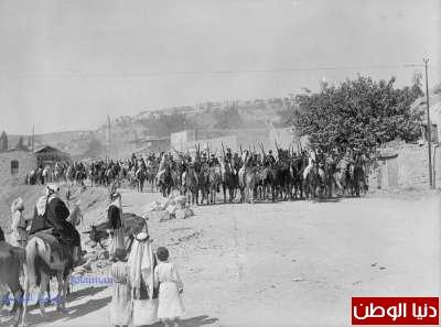 زيارة الملك سعود العزيز للأردن جواد 1933 3909796415.jpg