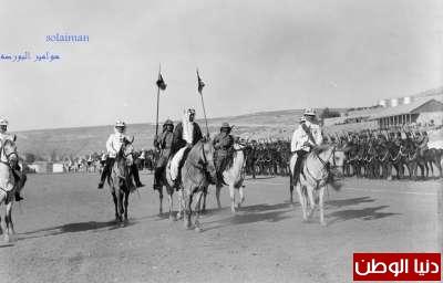 زيارة الملك سعود العزيز للأردن جواد 1933 3909796417.jpg
