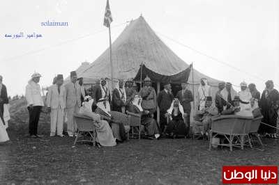 زيارة الملك سعود العزيز للأردن جواد 1933 3909796418.jpg