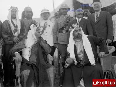 زيارة الملك سعود العزيز للأردن جواد 1933 3909796419.jpg