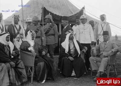 زيارة الملك سعود العزيز للأردن جواد 1933 3909796421.jpg