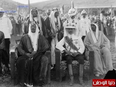 زيارة الملك سعود العزيز للأردن جواد 1933 3909796422.jpg