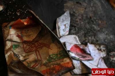 لقاء في منزل الاطفال الشهداء بغزة 3909796435.jpg