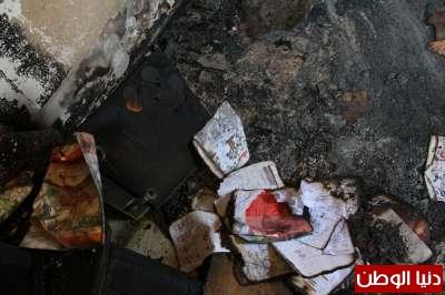 لقاء في منزل الاطفال الشهداء بغزة 3909796438.jpg