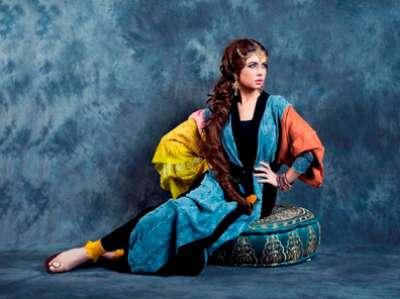 مجموعة العباءات لطلة هندية ملوكية