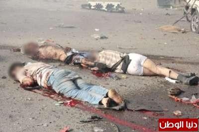 مجزرة مروعة بانفجارات تهز دمشق 3909803819.jpg