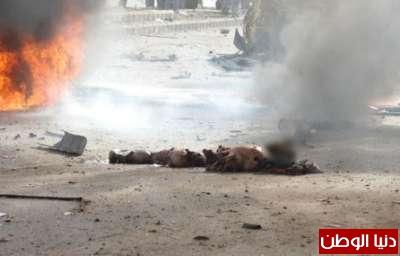 مجزرة مروعة بانفجارات تهز دمشق 3909803823.jpg