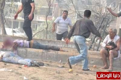 مجزرة مروعة بانفجارات تهز دمشق 3909803824.jpg