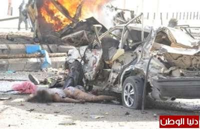 مجزرة مروعة بانفجارات تهز دمشق 3909803827.jpg