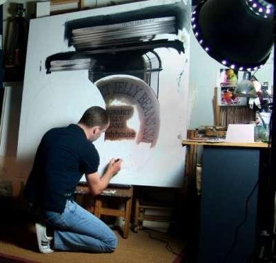 لوحات زيتية لن تصدق بأنها مرسومة باليد 3909804536.jpg