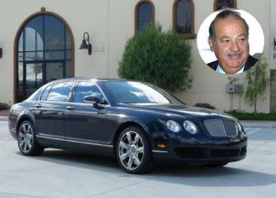 شاهد سيارات أغنى أغنياء السيارات