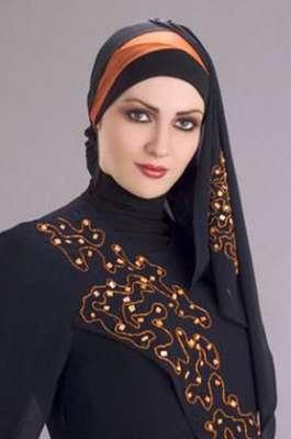 طرق مختلفة ومتنوعة لوضع الحجاب 3909840078.jpg