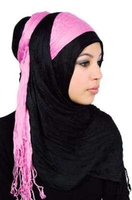 طرق مختلفة ومتنوعة لوضع الحجاب 3909840079.jpg