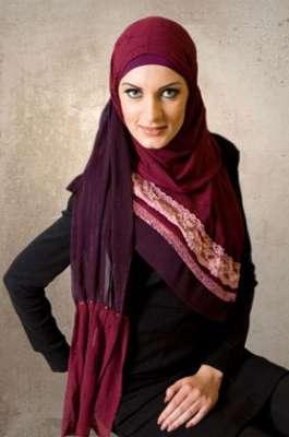 طرق مختلفة ومتنوعة لوضع الحجاب 3909840083.jpg