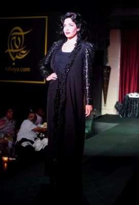 عبايات وأزياء عصرية في حفل رولز رويس 3909841766.jpg