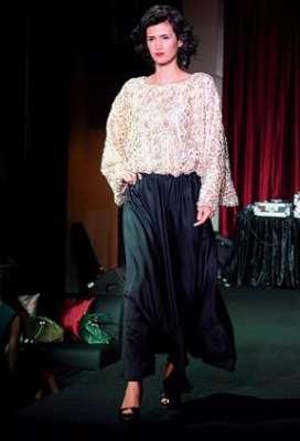 عبايات وأزياء عصرية في حفل رولز رويس 3909841767.jpg