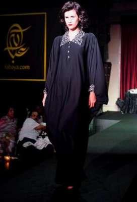 عبايات وأزياء عصرية في حفل رولز رويس 3909841770.jpg