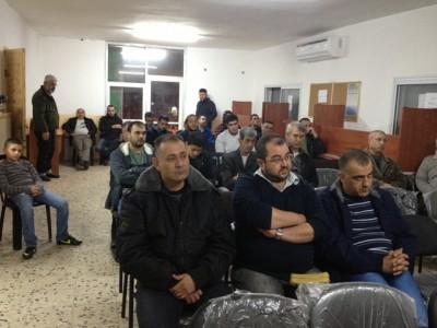 dead666a9 النائب مسعود غنايم في اجتماع انتخابي في الطيرة | دنيا الوطن - فيديو