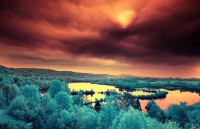 خلابة الريف الفرنسى تشبه بلاد العجائب الملونة 3909867114.jpg