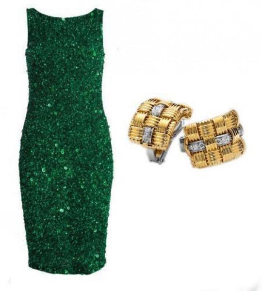 مجوهرات مميزة لفساتينك بسهرات 2013