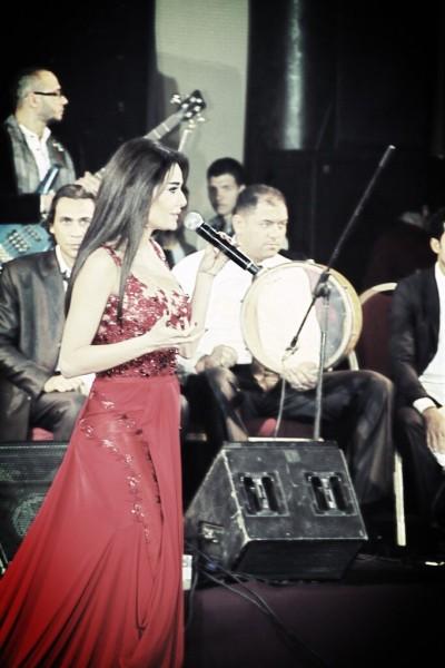 فستان سيرين عبد النور الذي أغضب المتواجدين في حفل خيري 3909888336