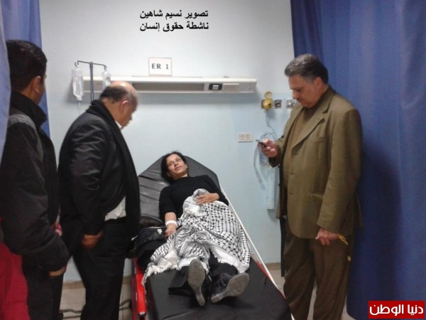 النساء بغزة يبنون خيمات التضامن الاسرى بسواعدهن شاهد الصور 3909890117.jpg