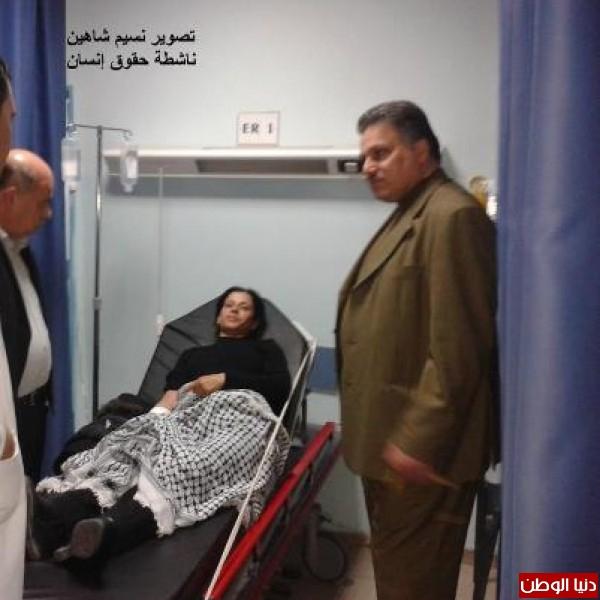 النساء بغزة يبنون خيمات التضامن الاسرى بسواعدهن شاهد الصور 3909890141.jpg