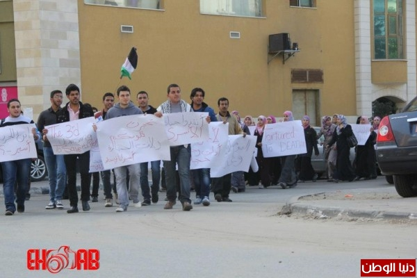 النساء بغزة يبنون خيمات التضامن الاسرى بسواعدهن شاهد الصور 3909890144.jpg