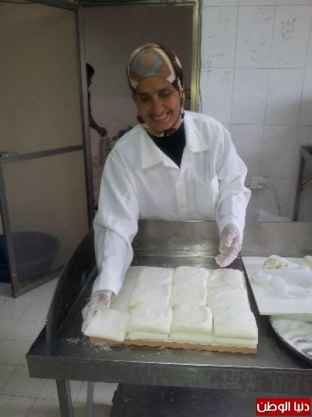بالصور:صناعة الجبنة الايطالية بأيادي فلسطينية لتنافس الأجبان الاسرائيلية 3909897314.jpg