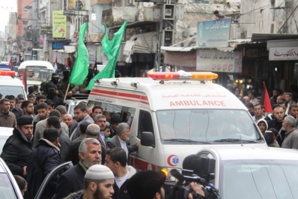 """جنازة """"خنساء فلسطين""""..فيديو لرثائها وشاب 3909900975.jpg"""