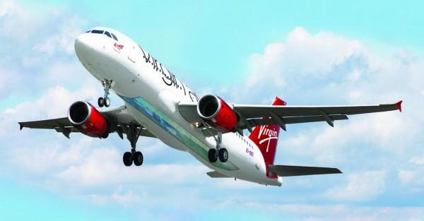 بالصور..طائرة جديدة أرضيّتها الزجاج الشفّاف
