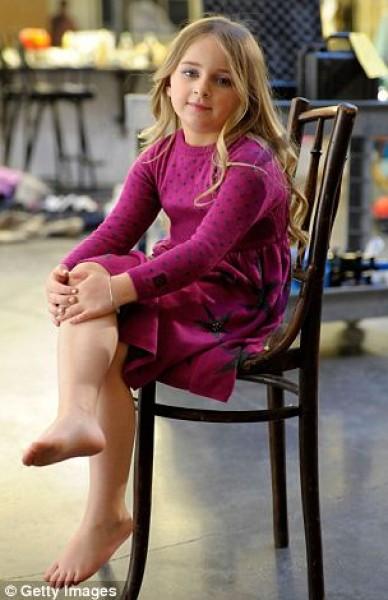 عکس دستگاه تناسلی دختر بچه