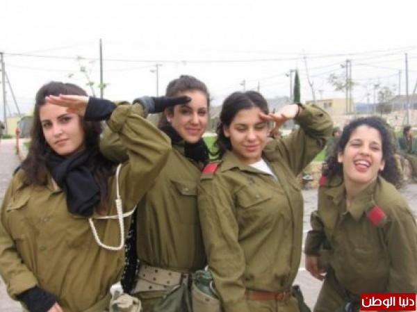 مجندات الجيش الإسرائيلي حدود قطاع 3909928115.jpg