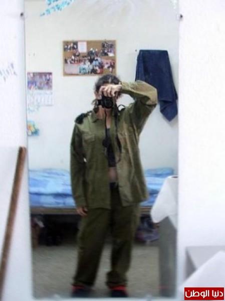مجندات الجيش الإسرائيلي حدود قطاع 3909928125.jpg